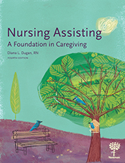 Hartman publishing inc in service educational material for nursing assisting a foundation in caregiving 4th edition fandeluxe Images