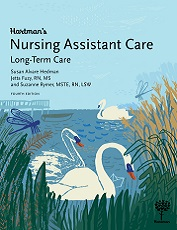 Hartman publishing inc in service educational material for hartmans nursing assistant care long term care 4th edition fandeluxe Images